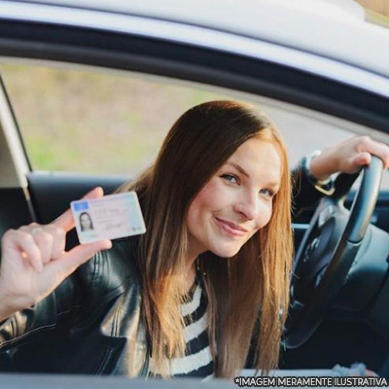 Custo para Primeira Carteira de Motorista Vila Ida - Tirar Carteira D de Motorista