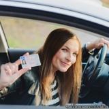 primeira carteira de motorista
