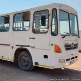 custo de habilitação categoria d ônibus Parque São Domingos
