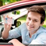 valores para primeira carteira de motorista Jardim Pereira Leite